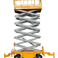 10米升降機 固安縣液壓升降平臺供應