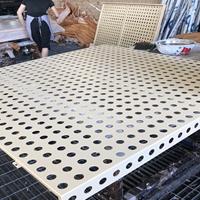 门头冲孔铝单板 造型穿孔铝单板厂家