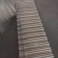 仿古外型铝单板 木纹穿孔铝单板定做