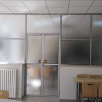 供应铝合金断桥隔热门窗建筑铝型材