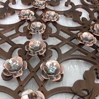铝雕刻花格屏风供应商
