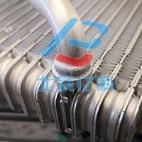 山东冷凝器铝管高频焊机