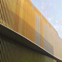 幕墙不规则铝方通-室内不规则铝方通