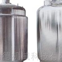 不銹鋼粉液溶解均質分散罐