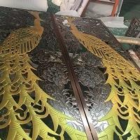 铝板雕刻屏风厂家直销
