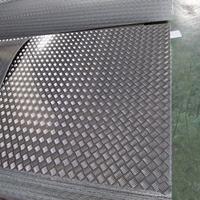 3003花紋鋁板 防滑鋁板 五條筋鋁板