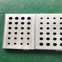 图案冲孔板-氟碳聚酯冲孔铝单板