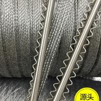 耐高温金属套管 防火金属布