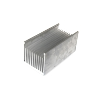 上海电子散热器铝型材规格定制
