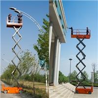 10米全自行升降機 肥東縣液壓舉升機報價
