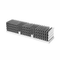成都铝型材散热器规格定制开模