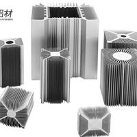 深圳铝型材散热器规格定制开模