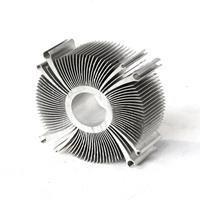 东莞cpu散热器铝型材规格定制