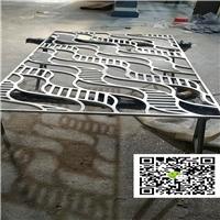 中式花格子-铝屏风定制厂家