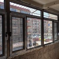 回龙不雅不雅云趣园三区替换华建70断桥铝门窗