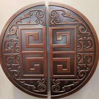 仿古铜铝板镌刻拉手 厂家直销