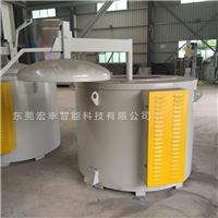 熔铝炉 碳化硅坩埚 坩埚式熔化炉