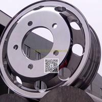 客车锻造铝轮圈 半挂车锻造铝轮锻造铝轮圈