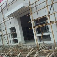 工业厂房彩色涂层钢板窗 70 50系列彩钢窗