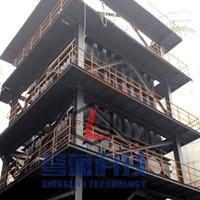 濕式電除塵器廠脫硫塔技術濕式電除塵器
