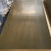H65黄铜板1米乘2米黄铜大板