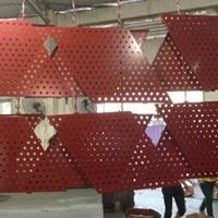 招牌穿孔铝单板定制厂