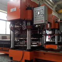 东辰机械全自动水泥瓦机械设备