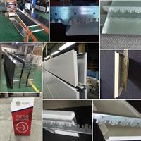 重庆万州加油站铝条扣安装方法