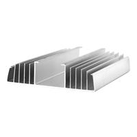 兴发铝业铝型材散热器批发