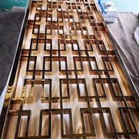 哑光拉丝红古铜铝艺屏风仿古铜工艺有这几种
