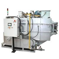 1000公斤化铝保温炉 一连式溶化保持炉