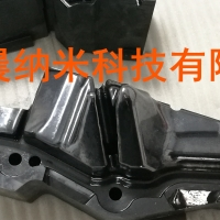 高硬度HRC70度蓝色纳米涂层钨钢铣刀高速机刀具