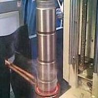 Φ100mm轴淬火成套设备