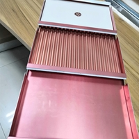 鋁蜂窩板  瓦楞板