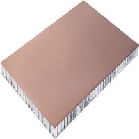 供应自动扶梯不锈钢蜂窝板定制工程