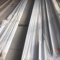 加油站白色6米包柱铝型材