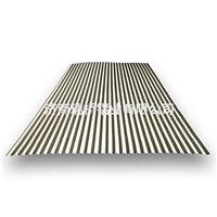 0.4mm厚铝瓦瓦楞铝板压型铝板价格