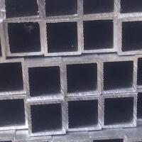 国标6063氧化铝方管