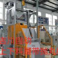吉川铝合金压铸产品转台抛丸机