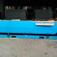 货台装卸调节板 电动装卸过桥设计