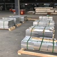 6060-H32加工不变形铝排