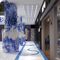 彩绘3D工艺铝单板厂价直销