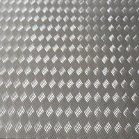 上海铝材  直销5052压花铝板5052花纹铝板