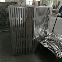 国钜铝单板蜂窝板数控冲孔铝板