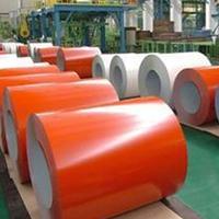 生产厂家定制防锈彩涂铝卷
