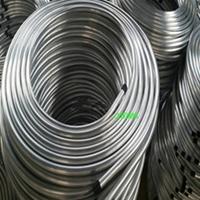 耐侵蚀铝盘管 冰箱空挪用铝盘管现货供应