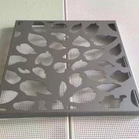 东莞商场镂空雕花铝单板工程案例