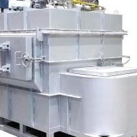 燃气熔铝炉 蓄热式天燃气熔化炉