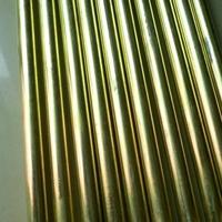 进口CW608N铅黄铜棒,黄铜管