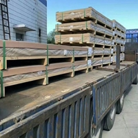 5052铝合金薄板 5052铝板均可切割